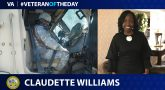 Claudette Williams - Veteran of the Day