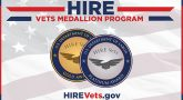U.S. Department of Labor announces final week to apply for the HIRE Vets Medallion Award