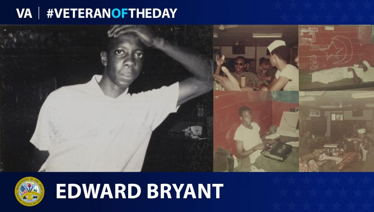 Edward Bryant - Veteran of the Day
