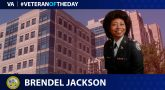 Brendel Jackson - Veteran of the Day