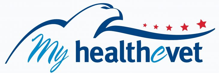 My HealtheVet logo in full color.