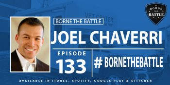 Joel Chaverri - Borne the Battle
