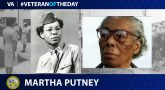 Martha Putney - Veteran of the Day