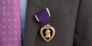 Image of Purple Heart medal