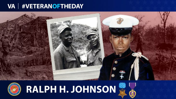 Ralph Johnson - Veteran of the Day