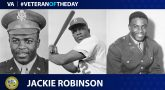 Jackie Robinson - Veteran of the Day
