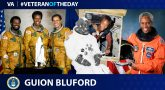 Guion Bluford - Veteran of the Day