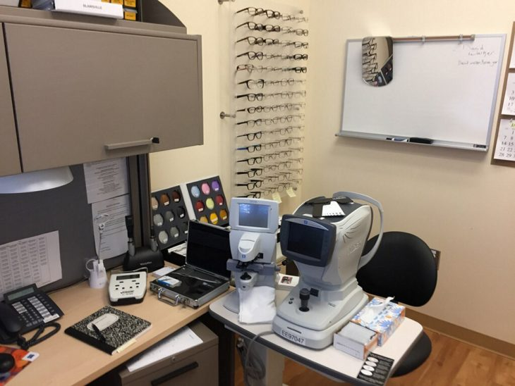 Patients can get glasses through the TECS program.