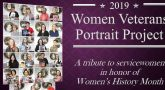 Twenty-two Women Veterans from the Corpus Christi area participated in VA Texas Valley Coastal Bend Health Care System's (VCB) 2019 Women Veteran's Portrait Project, which is designed to recognize the service of Women Veterans from the local community during Women's History Month, a nation-wide observance that takes place in March. (VA photo illustration by Luis H. Loza Gutierrez)