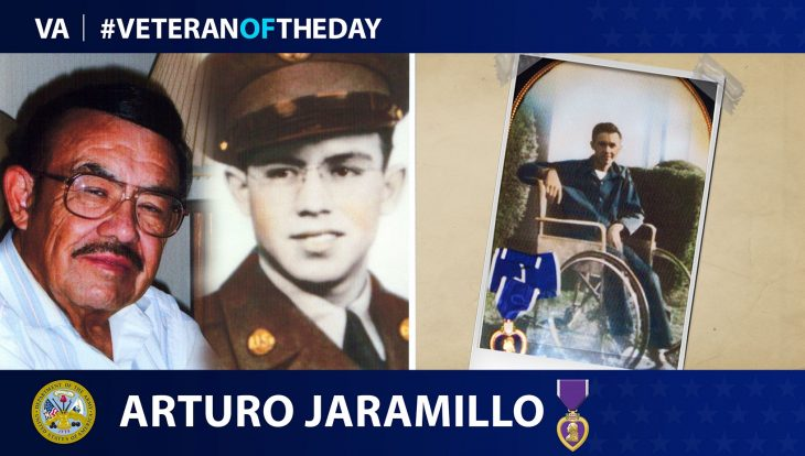 #VeteranOfTheDay Arturo Jaramillo