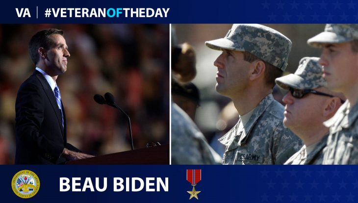 Beau Biden - Veteran of the Day