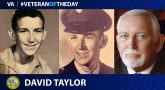 Photo Illustration of #VeteranoftheDay David Taylor