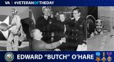 #VeteranoftheDay Edward Butch O'Hare