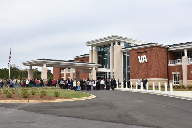 IMAGE of the new Mobile VA Outpatient Clinic
