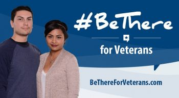 IMAGE: #BeThere graphic