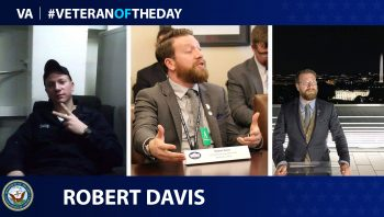 Robert Davis - Veteran of the Day