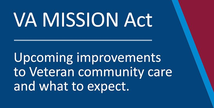 VA MISSION Act: What is the latest on community care? - VAntage Point