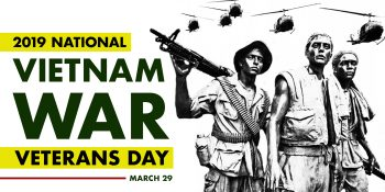 Graphic Design for National Vietnam War Veterans Day