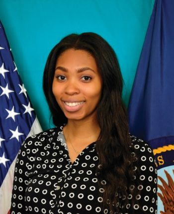 Chelsea Anderson is a Public Relations Specialist with the Veterans Canteen Service.