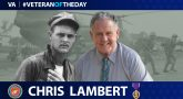 #VeteranoftheDay Chris Lambert
