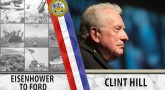 A Veteran Story graphic for Veteran Clint Hill.