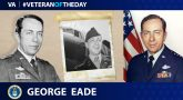 #VeteranoftheDay George Eade