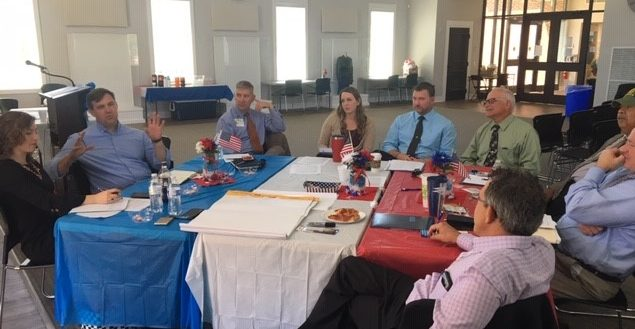 Members of Community Veteran Engagement Boards across South Carolina recently met to work with VA and other Veteran-centric partners to build stronger Veteran and military support in their areas.