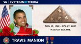 #VeteranoftheDay Travis Manion