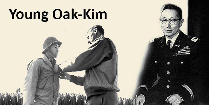 Col. Young Oak-Kim