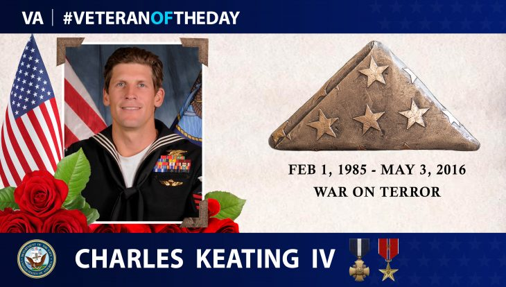 #VeteranOfTheDay Charles_Keating