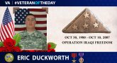 #VeteranOfTheDay Eric Duckworth