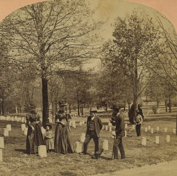 Chattanooga National Cemetery Cir. 1891