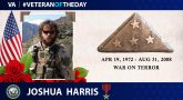 #VeteranoftheDay Joshua Harris