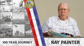 Ray Painter turns 100