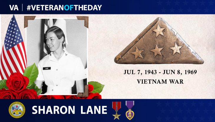#VeteranofTheDay Sharon Lane