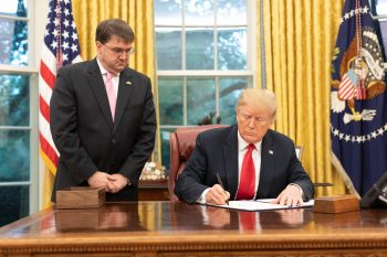 On Tuesday 6/25/19, President Trump and Secretary Wilkie will host a conference call to discuss the anniversary of the passing of the Mission Act.