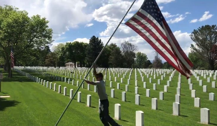 Public can attend Veterans Day events at national cemeteries