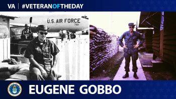 Gene Gobb is an Air Force Veteran and engineer.