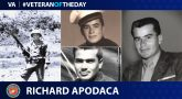 Richard Apodaca is today's #VeteranOfTheDay