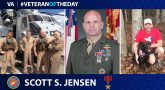Scott Jensen is today's Veteran of the Day