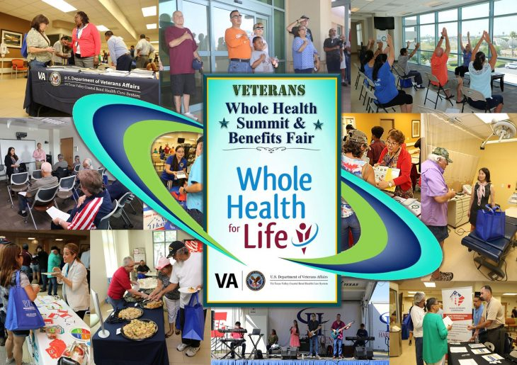 VA Texas Valley Coastal Bend Health Care System (VCB) hosted the first ever Veterans Whole Health Summit & Benefits Fair.