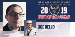 Community Veterans Engagement Board Co-Chair named to New York Veterans Hall of Fame