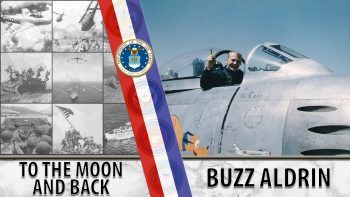 Buzz Aldrin is an Air Force Veteran.
