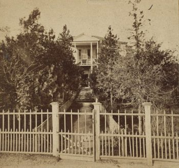 Ms. French's Residence