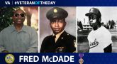 #veteranoftheday Fred McDade