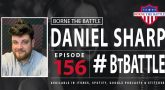 This week's Borne The Battle guest is Marine Veteran Daniel Sharp.
