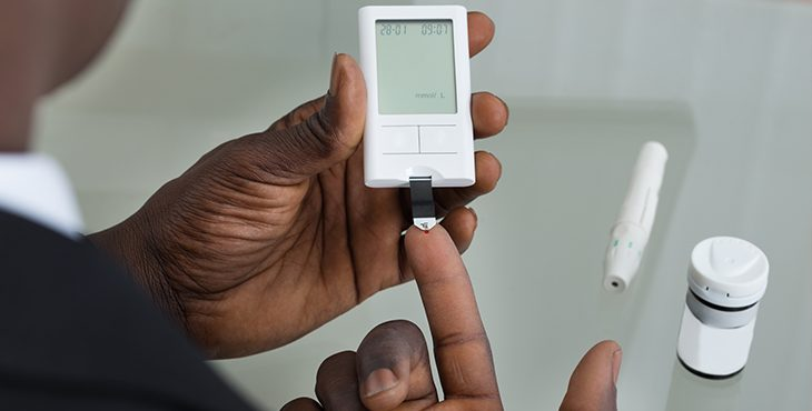 Patients who had received intensive therapy to lower blood sugar levels saw no significant drop in heart attacks or strokes over the long term.