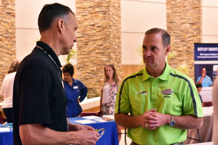 VA North Texas' Community Engagement Team held its inaugural Operation (IN) Reach Career and Information Fair.