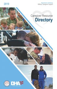 2019 Caregiver Resource Directory released - VAntage Point