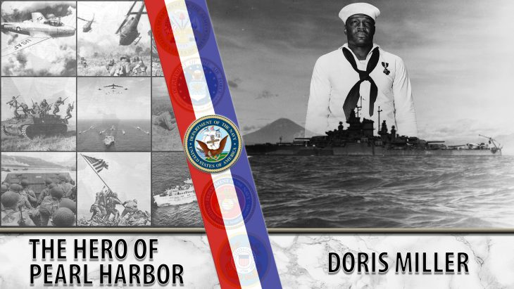 "Doris ""Dorie"" Miller: The Hero of Pearl Harbor."